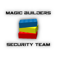 Magic Builders Security Team Logo by TacoApple99