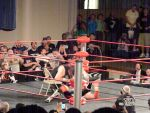Generico: Dropping Steen facefirst onto the chairs by KnightNephrite