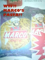 Marco's Pasta?? by Sallyface