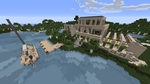 Minecraft - my house by tekmon1980