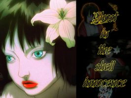 Ghost in the shell Innocence2 by eidemon666