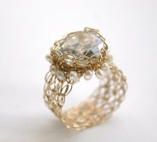 The Mother of All Bling Rings by WrappedbyDesign
