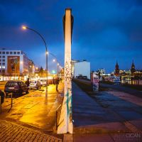 East side   West side by sican