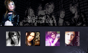 Ryoga - Stand Out by Crimson-Truth