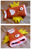 Magikarp 3DS Case v2.0 by theCuddlyCephalopod