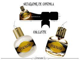 ENIGMATIC - Perfume 5 by charmila
