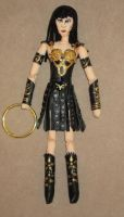 Xena Doll by Sner2000