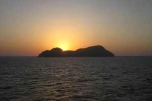 Greece, Island sunset by elodie50a
