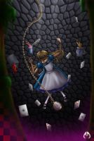 Alice in Wonderland by Flamestaff