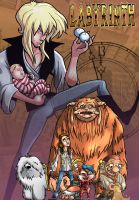 Labyrinth by stayte-of-the-art