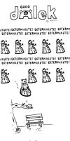 Good Dalek by serah53000