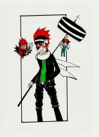 lavi by blackflameknight