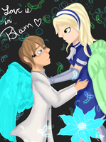 TC- Love is in Bloom by Rae-Chan13