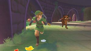 RUN LINK, RUN! by Rinni-Boo