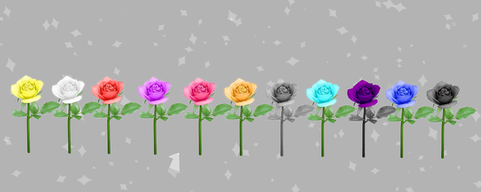 Roses DL by Reseliee