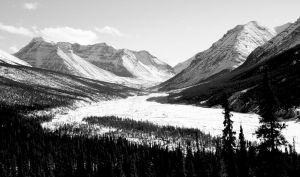Mountain Valley, Yukon by iamintheprocess
