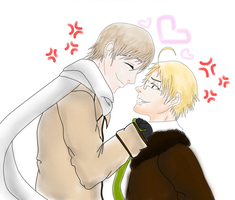 APH: Friends? Right by tehsketchpadgirl
