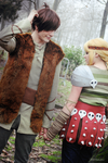 Give me your Hand. Hiccup x Astrid. HITYD. by Giuzzys