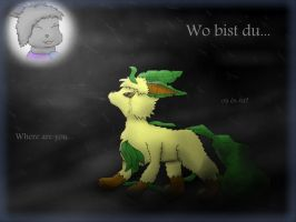 I miss you... by Nightforest