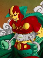 Mister Miracle by Splittingadams