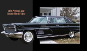 1960er Lincoln Mark V Limo by Travail-de-lame