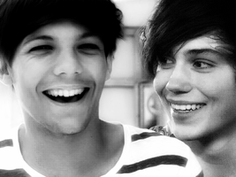 Louis Tomlinson x George Shelley by 1derverse