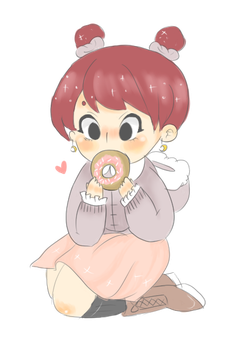 DONUTS by bloominglilypad
