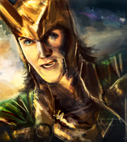 Loki I by chanso