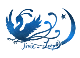 Time--Leap Logo by Eeveelutions95