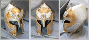 Warhammer Shadow Warrior Helmet by Shattan