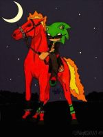 Drago and Me-By Shelfi by Scourge157
