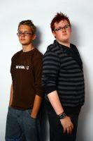 My Brother And I by snapshot19