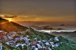Jioufen Sunset II by pacmangeek