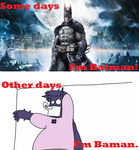 Batman meme by Deidara-Clone