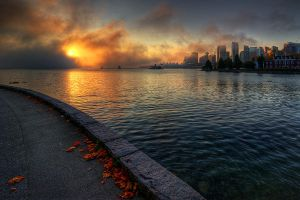 Fall City by IvanAndreevich