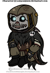 Buck Chibi for AtopsyJuice by ClockworkMidnight