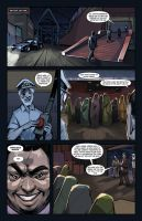 The Losers pg1 by biz20