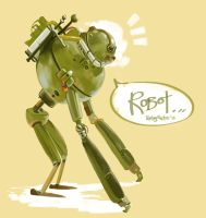 .:ROBOT:. by kingLoL