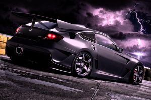 HONDA ACCORD V6 by ROOF01