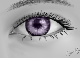 Eye practice by Suna004