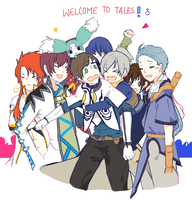 Tales of Zestiria by 2p-yx