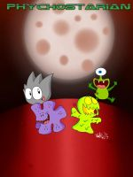 Here Come The Phychostarians by TheIransonic