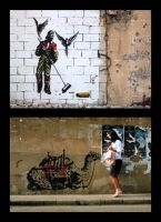 Beirut Graffiti: Encounters by Majnouna