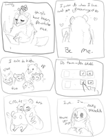 Grateful [sketch comic] by Happy-sorry