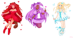 Request Batch #5 by deency