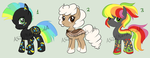 MLP point auctions - OPEN - SB 130-150 points by Aqua-Adopts22