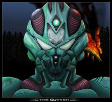 The Guyver Bio Boosted Armor by zoanoid