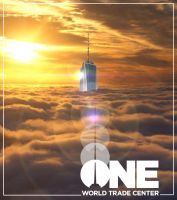 OneWTC sunset by Leikoo