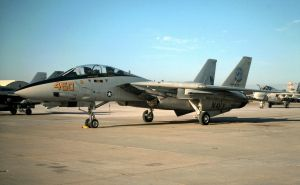 VF-124 F-14A at El Centro by F16CrewChief