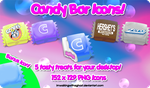 CandyBar Icons by imwalkingwithaghost